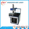 비 금속 아크릴 유리 플라스틱 PVC Caremic 서 있는 유형 이산화탄소 Laser 표하기 기계