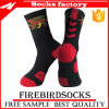 Großhandelsmann-Auslese-Basketball-Socken für Sport-Abnützung