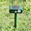 Reflector ultrasónico del reflector animal solar del jardín para el gato del perro