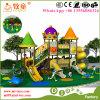 중국 직업적인 공장 공급 아이 활주와 그네 성곽 활주 운동장 옥외에게 놀기