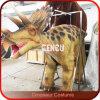 Kostuum van de Dinosaurus van het Kostuum van Triceratops het Realistische voor Verkoop