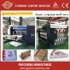 Precios profesionales de la máquina de la fabricación de cajas del cartón de la fábrica de China