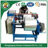 Máquina de aluminio modificada para requisitos particulares el rebobinar del rodillo de la cocina de la venta caliente
