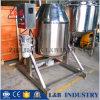 Timpano girante del miscelatore della polvere asciutta d'acciaio industriale