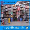 Cremalheira industrial resistente da pálete do armazenamento do armazém