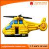 2017最新の黄色く膨脹可能なヘリコプターの警備員(T1910)