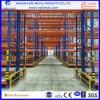 La capa del polvo galvaniza el estante del almacenaje de la paleta (EBILMETAL-PR)