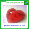 Heart-Shaped 리본 초콜렛 상자 발렌타인 데이 종이 선물 상자