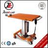 Table élévatrice électrique de fléau simple en gros