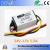 DC24V a DC12V 18W step-down o conversor de potência