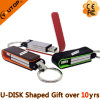 OEM Giftleather USB Schijf (yt-5108)