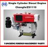 Dieselmotor Zs1110 van de Cilinder van Changfa de Enige
