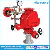 Duktiles Iron Alarm Dry Pipe Valve für Fire Fighting