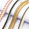 Новая сплетенная конструкция Stripes уравновешивание