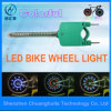 Indicatore luminoso dello Spoke della bici del LED