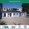 A casa Prefab/pré-fabricou a casa de House/Modular