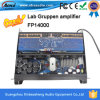 Amplificador de potência estereofónico do circuito das canaletas Fp14000 2