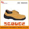 Sapatas de segurança de aço da cor-de-rosa do dedo do pé com certificado RS490 do Ce