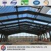 Atelier portique en acier de bâti avec la structure lourde