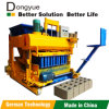 Qtm6-25 Mobile Hollow Block Making Machine für Sale 6000PCS Per 8 Hours