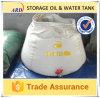 Utilisé en tant que sacs d'eau pliants gonflables de fonction de stockage