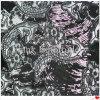 Ricamo del Sequin con Gorgerous Flower-Flk311