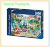 Bebé Education Games Puzzle Card y Box (BP-BC-0115)