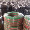 Tubo flessibile gemellare di gomma della saldatura di buona qualità della fabbrica rosso e verde