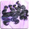 Extensión india del pelo humano del pelo barato de la Virgen de Wholesal
