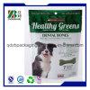 Sacchetto dell'alimento per animali domestici con la chiusura lampo