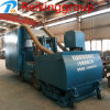 Máquina popular del chorreo con granalla del retiro de moho de la placa de acero