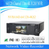 超Dahua 128チャネル4k H. 265の監視NVR (NVR616D-128-4KS2)