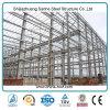 Planes modulares del edificio de la fábrica del edificio del almacén de la estructura de acero