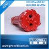 Биты молотка воздушного давления DTH DHD360-165mm высокие для Quarrying