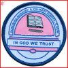 Het Eenvormige Geborduurde Flard van de school voor Kledingstuk (yh-WB032)