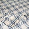Scotishの格子縞の設計(DS2033A)の羊毛毛布