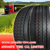 Uso popular do pneu 385/65r22.5 do caminhão de Annaite no mercado de Europa