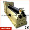 Máquina de rolamento da placa de 3 rolos, máquina de dobra da placa do rolo, máquina de rolamento do metal