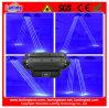 Éclairage bleu de faisceau de laser d'araignée gros