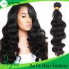 Menschenhaar-Hersteller-Großverkauf-hochwertiges brasilianisches Haar 100%