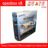 Plein récepteur satellite de HD 1080P Openbox S9 Digitals