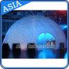 옥외를 위한 방수 팽창식 점화된 돔 천막