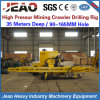 中国Factory Guaranteed Hydraulic Crawler 165mm Borehole Rock Drilling Rig Jbp300