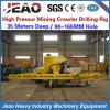 Equipamento Drilling hidráulico garantido fábrica Jbp300 de rocha da perfuração da esteira rolante 165mm de China