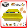 La plus nouvelle capacité Eggsincubator automatique d'oeufs de l'incubateur 48 d'oeufs