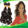 Волосы Remy оптовой объемной волны бразильские людские