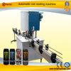 Máquina automática da selagem da lata de estanho