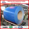 Die blaue beschichtete Farbe galvanisierte Spule des Stahl-PPGI