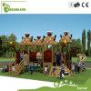 子供の屋外の運動場、販売のための秒針の運動場装置