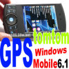Windows Mobile 6.1 Built-in Wi-Fi Maps Unlocked Phone (6)